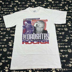 Chris Daughtry Band Mens T-Shirt